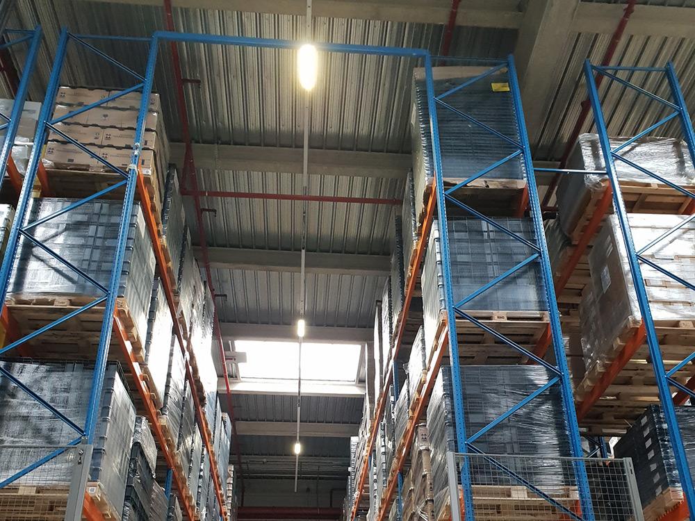 projecteurs led haute performance pour industrie