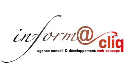 Informacliq création site web expert SEO partenaire de Ledustry