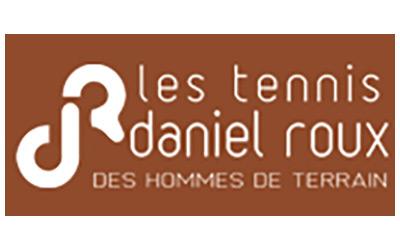 Société les Tennis Daniel Roux partenaire de Ledustry