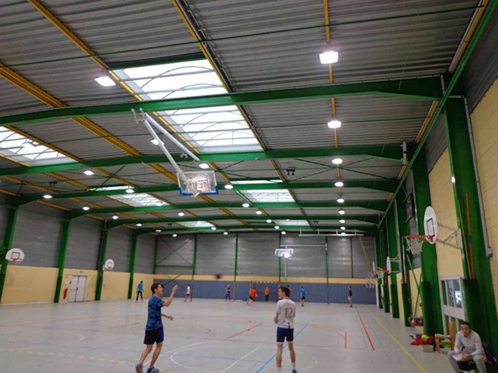 Projecteur Led Complexe Sportif Chevigny St Sauveur