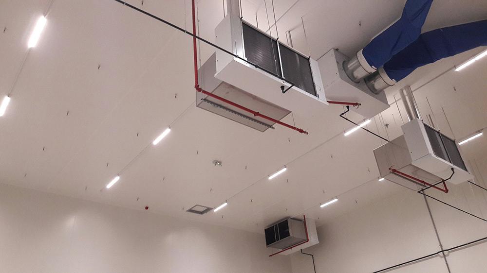 éclairage led haute qualité pour industrie