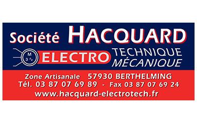 Société Hacquard Partenaire de Ledustry